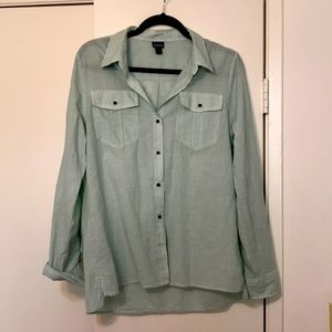Patagonia Flowy Button Up